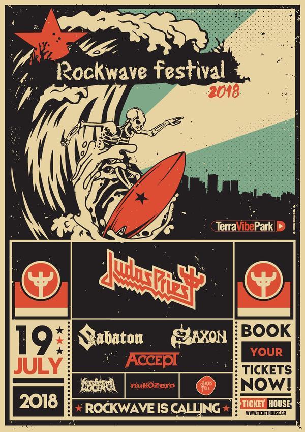 Rockwave Festival 2018